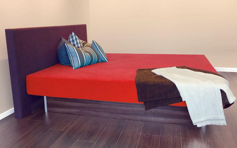 wasserbett dual prorelax pro komplett all inclusive oberklasse discount premium. Black Bedroom Furniture Sets. Home Design Ideas